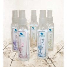 Kit Home Spray 120ml - Âmbar - Green Tea - Lavanda - Natural - VIP